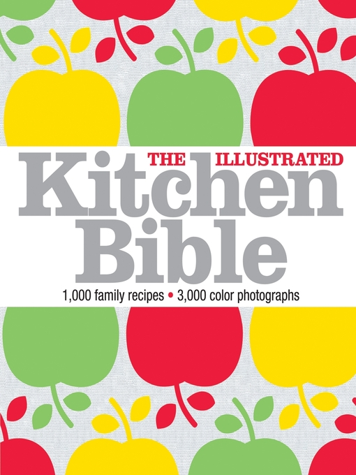 Title details for The Illustrated Kitchen Bible by Victoria Blashford-Snell - Available